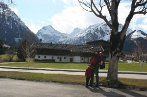 Pertisau on Achensee