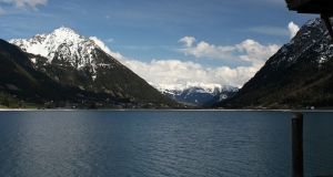 The glacial waters of Achensee
