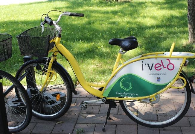 Bicicletă de închiriat