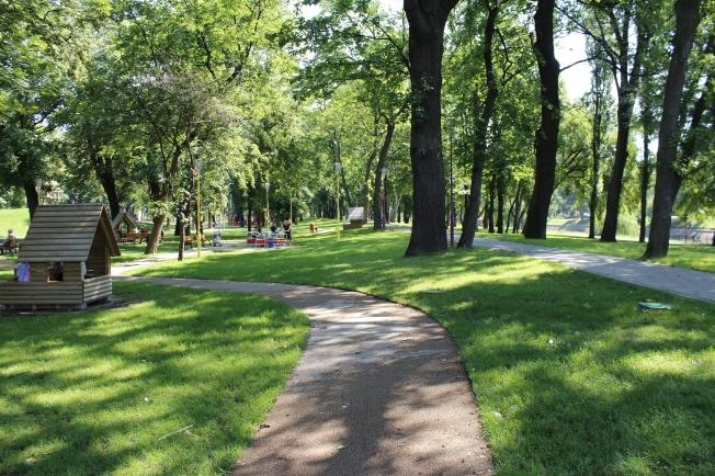 Parcul Copiilor renovat