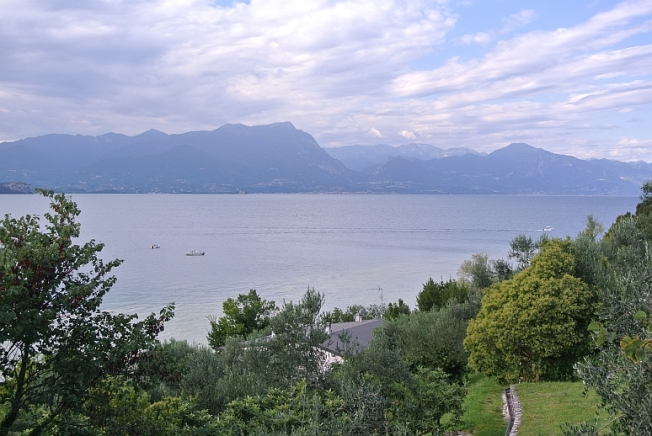 ... take in the scenery from the promontory...