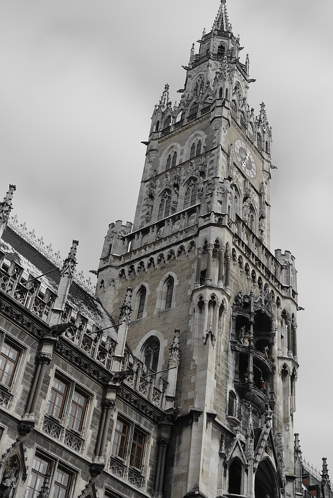 Old Munich Townhall