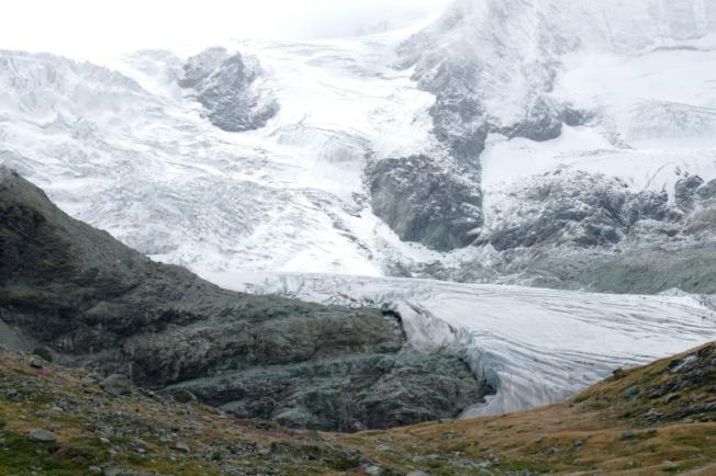 Moiry Glacier, Grimentz, Valais