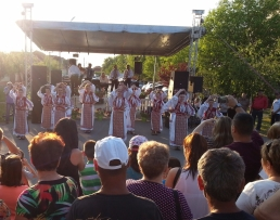 Dumbravita (Timisoara) - Whitsunday church festival
